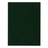 VICTORIA Oklevéltartó, plüss, A4, VICTORIA, zöld (IOKTZ)