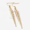 Tüske alakú fülbevaló arany, ezüst jwr-1071