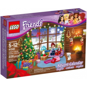LEGO Friends 41040 Friends Adventi Naptár 2014