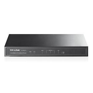 TP-Link TP-LINK Vezetékes VPN Router 1xWan(100Mbps)+ 1xLan(100Mbps)+3xLAN/WAN (100Mbps) Load Balance