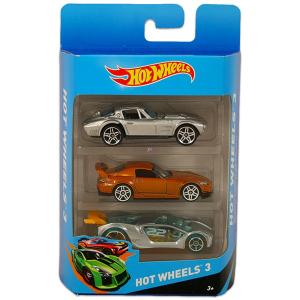 Hot Wheels kisautók: 3 db-os készlet - 199