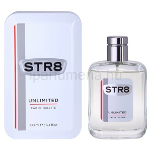 Str8 Unlimited EDT 100 ml