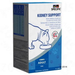 Specific Cat FKW - Kidney Support - 7 x 100 g