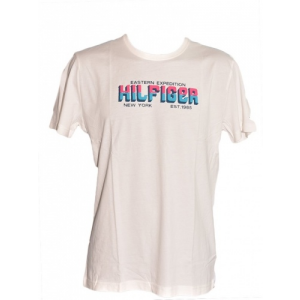 TommyHilfiger COLORED TEE S/S RF