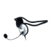 Genius HS-300A stereo headset fekete-ezüst 31710164101