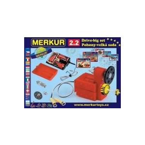 Merkur M 2.2 – Villanymotor készlet