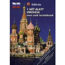 Czifra Éva 1 hét alatt oroszul nyelvkönyv, szótár