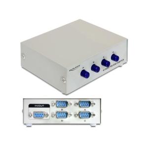 DELOCK Serial Switch RS-232 4-portos  manual