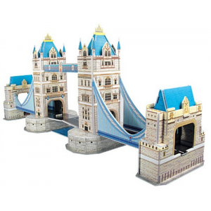 3D puzzle - Tower Bridge (London)