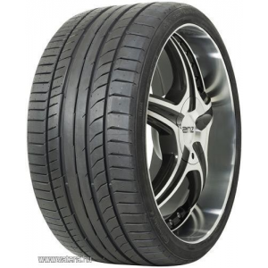 Continental SportContact2 REAR FR MO 275/40 R19 101Y nyári gumiabroncs