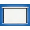 MWSCREEN MW RollFix Pro TabTension 230x148cm oldalfeszítős, motoros vetítővászon + beépítő keret
