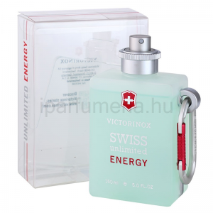 Swiss Army Swiss Unlimited Energy EDC 150 ml