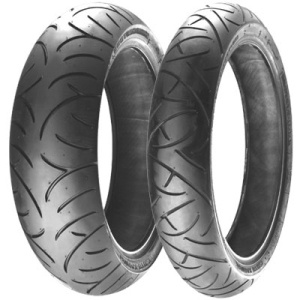BRIDGESTONE BT021 F BB ( 120/70 ZR17 TL (58W) M/C )
