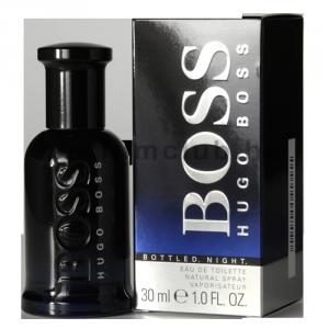 Hugo Boss - Bottled Night DST 75 ml férfi