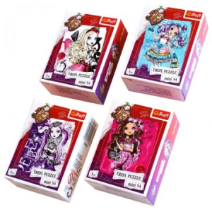 Trefl Ever After High 54db-os mini puzzle, Trefl