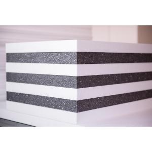 Cellotherm EPS 80 gray hőszigetelő lemez 10 cm vastag (Cellotherm CT-EPS-80-G-10 polisztirol gray (hungarocell,)
