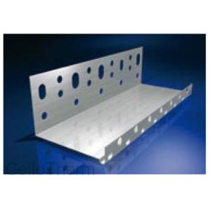 Cellotherm Aluminium lábazati indítóprofil 100mm (2,5m/db) (Cellotherm CT-LI-100 aluminium lábazati indítóprofil)