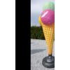 CRB-365 fagylalt dekoráció