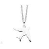 Silvertrends ezüst nyakék - ST1073
