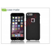 CASE-MATE Apple iPhone 6 hátlap - Case-Mate Barely There - black