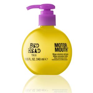 Tigi Bed Head Motor Mouth Extra fényes dúsító krém, 240 ml