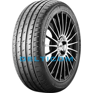 Continental SportContact 3 ( 255/45 ZR19 100Y N0 )