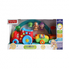 Fisher Price FP Kutyusos kisvonat fisher price