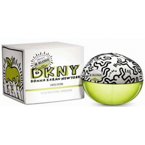 DKNY Be Delicious Art limited edition EDT 50 ml