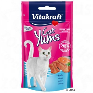 Vitakraft Cat Yums - Sajt (3 x 40 g)