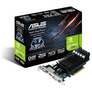 Asus GeForce GT 720 (GT720-SL-2GD3-BRK)