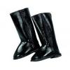 Götz babaruha - Fényes fekete csizma (45-40 cm-es babára)