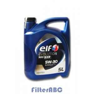 ELF EVOLUTION 900 SXR 5W30 5 Liter