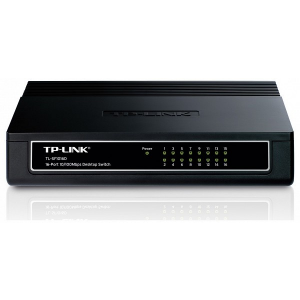 TP-Link Switch 16 port TL-SF1016D