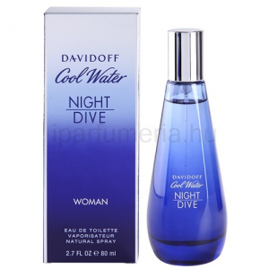 Davidoff Cool Water Night Dive EDT 80 ml