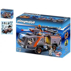 Playmobil Börtönkapszulás kémjármű - 5286
