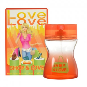 MORGAN Love Love Shop & Love EDT 100 ml