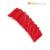 Gumiszalag, piros, közepes - Thera Brand