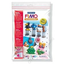 Öntőforma, FIMO, mókás állatok (FM874209) gipszkiöntő forma