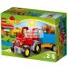 LEGO DUPLO Farm traktor 10524