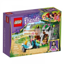 LEGO FRIENDS Elsősegélynyújtó dzsungelkerékpár 41032 lego