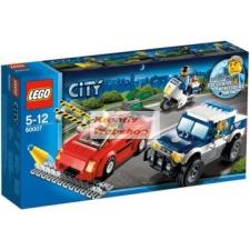 LEGO CITY Vakmerő száguldás 60007 lego