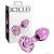 Icicles Icicles - virágos üvegkúp (pink)
