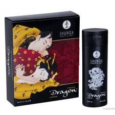 Shunga Dragon - intim krém férfiaknak (60ml) masszázsolaj és gél