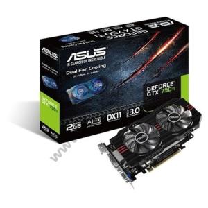 Asus PCIE3.0 GTX750TI-2GD5 2048MB DDR5