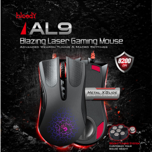 A4-Tech Bloody Gaming AL9