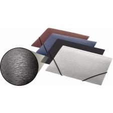 """PANTA PLAST Gumis mappa, 15 mm, PP, A5, PANTA PLAST """"Simple"""" metál bordó mappa"""
