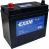 45Ah EXIDE Excell EB455 ASIA autó akkumulátor bal+