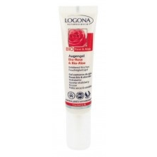 Logona Bio Rózsa-Aloe szemkörnyékápoló 15 ml szemkörnyékápoló
