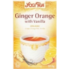 Yogi Bio Narancsos Gyömbér tea 17 filter