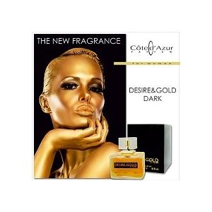 Cotec d'Azur Desire & Gold Dark EDP 100 ml
